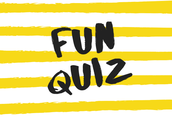 Quiz 1 – World Famous Places